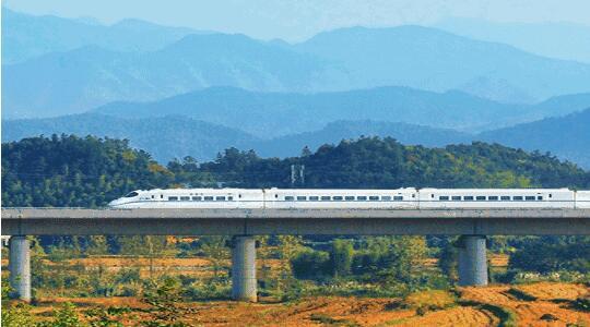 上海人今年坐高铁就能玩遍全国啦!