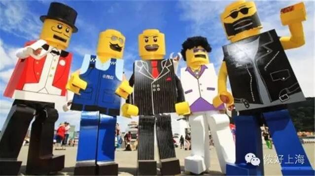 乐高LEGO超级室内游乐园要来上海啦!