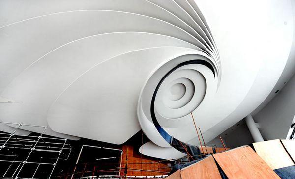"""上海国际舞蹈中心""""文绿结合""""打造舞蹈家园"""