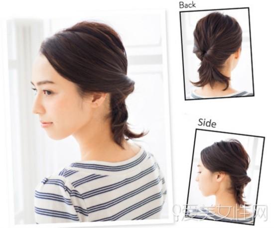 春节期间是不是有很多女生都把长发剪短,变成了一个清爽的短发妹子图片