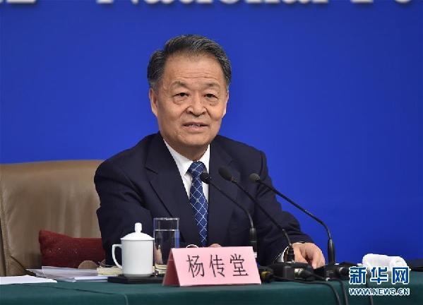 杨传堂:积极推动出台网约车经营服务管理办法