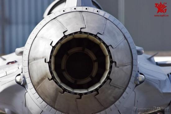 形形色色的战斗机发动机:矢量尾喷最让人眼馋