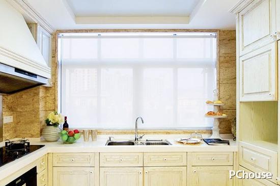 原标题: 欧式古典风格厨房设计图赏