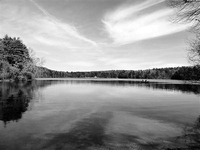 瓦尔登湖百度图片-特别故事 在日本农村寻找瓦尔登湖