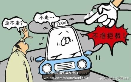 记者现场直击:火车站南广场出租车挑客、宰客现象严重