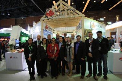 加拿大木业携节能木墙及高层木结构建筑方案助力建筑工业化