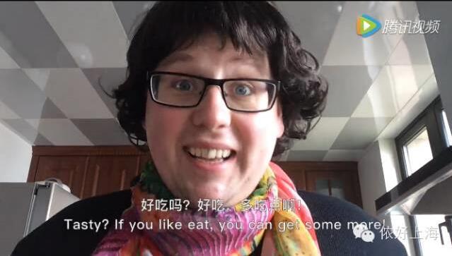 德国胖小伙吐槽上海老婆和丈母娘!