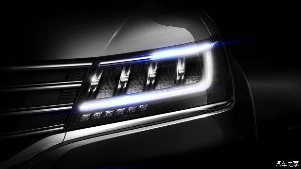 插电混动荣威e550-荣威全新SUV将亮相 配矩阵式全LED大灯高清图片