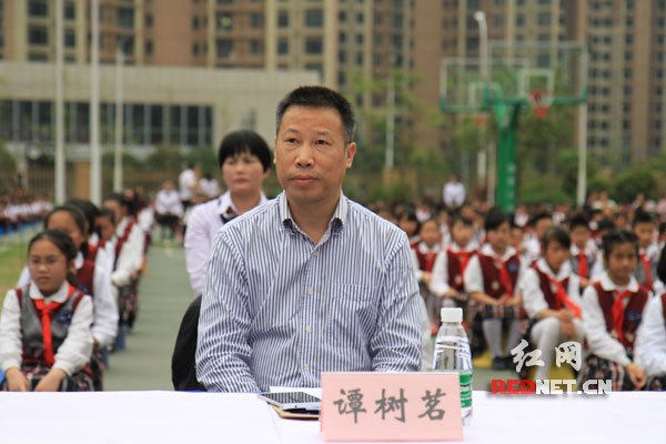 """开福区教育局长:""""好上学""""在身边""""上好学""""在眼前"""