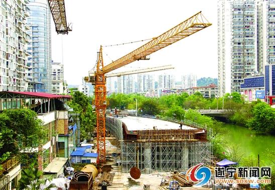 遂宁市计划投资27亿元,明确12个项目包任务,加快推进海绵城市建
