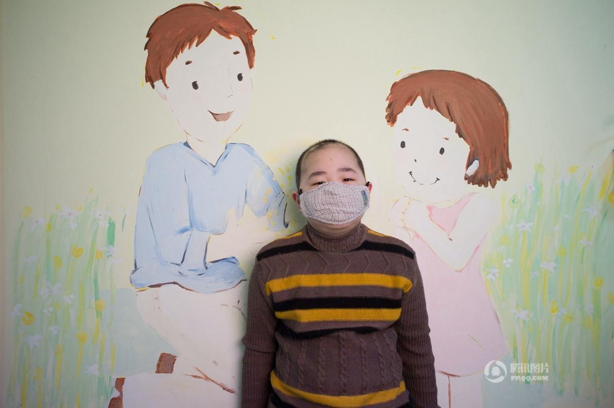 武汉小光头病房:数十个白血病家庭的苦与痛