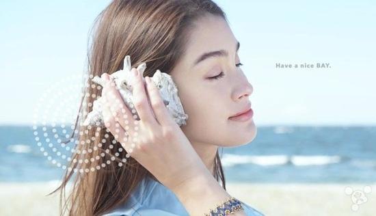 并不单单是海浪声 特殊的海螺收音机