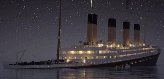 身临其境?带你体验104年前泰坦尼克号沉没全过程图片