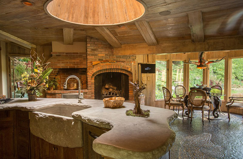 美商人拟1500万美元出售非洲主题别墅