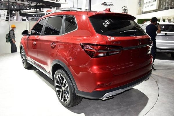 首款互联网汽车 荣威RX5正式发布高清图片