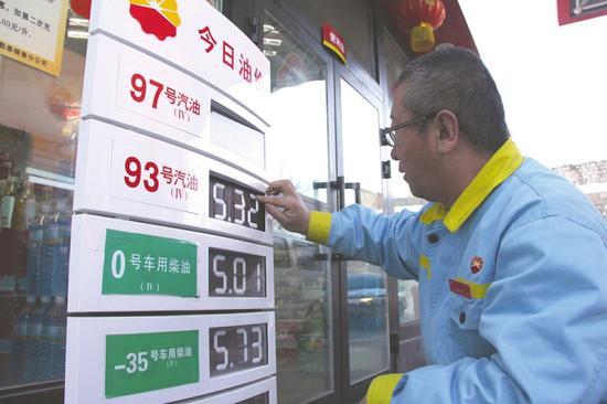 油价暂别地板价,27日起上调,你怎么看?
