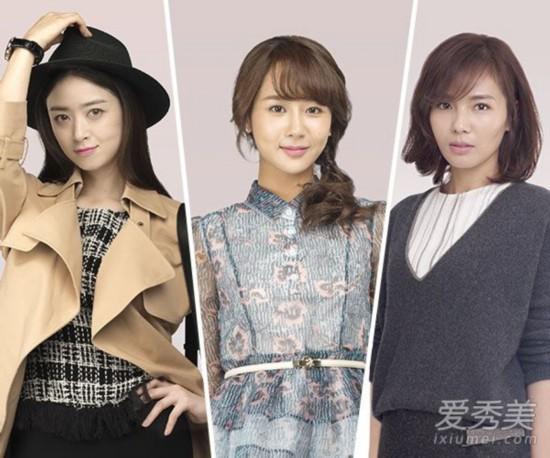 《欢乐颂》热播 刘涛蒋欣成都市女性发型范本图片