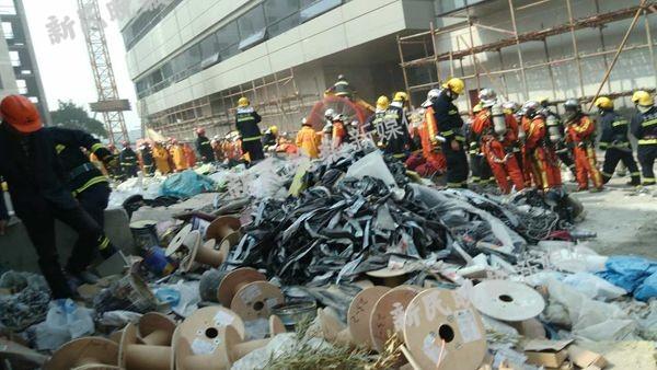 虹桥机场一号航站楼改造工程发生火情 致2死5伤