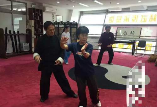 日本香川县太极拳协会来上海极韵学习