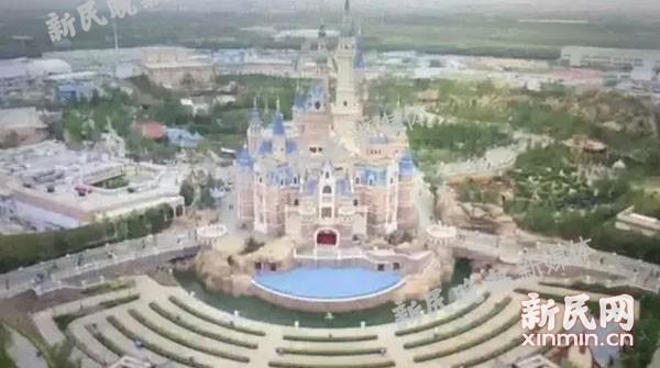 """上海迪士尼独家""""评测""""报告:迪士尼这里有点暖"""