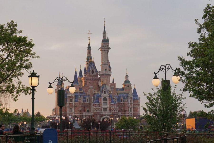 探秘上海迪士尼乐园