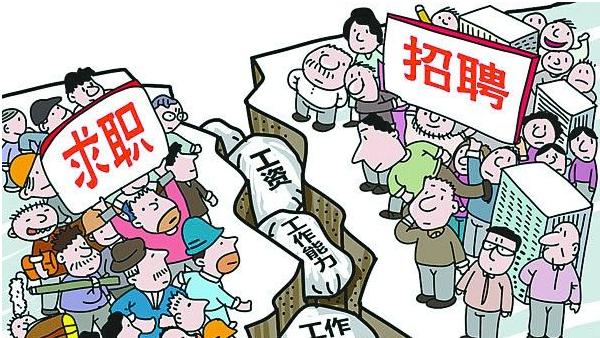 """调查:6成服务企业""""用工荒"""" 高技术蓝领年薪超7万"""