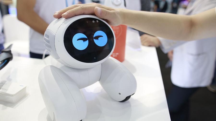 亚洲消费电子展如火如荼 看未来多少事机器能代劳