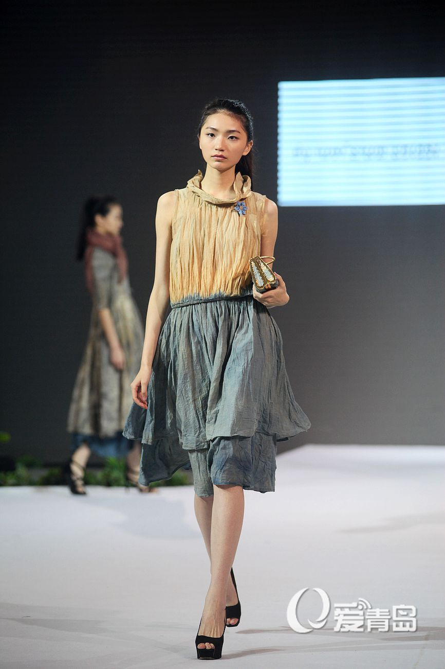 预告:澳大利亚设计师中国风来袭 青岛本土设计师周明蓉大秀