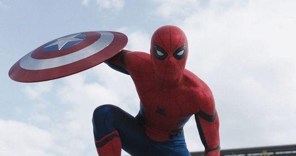蜘蛛侠面具手工制作平面