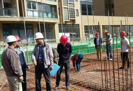 龙泉镇开展汛期建筑行业安全隐患专项整治