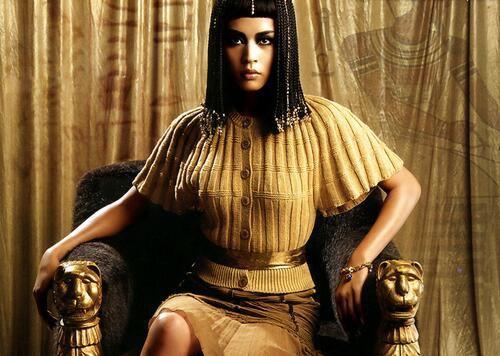 埃及艳后,她到底是艳妃还是才女