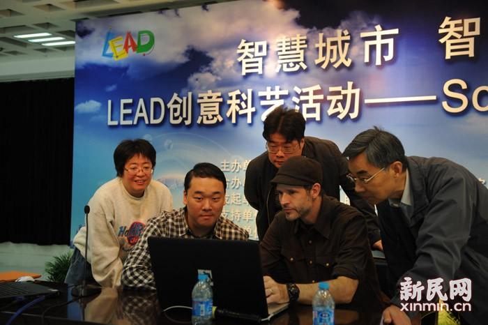 """Scratch落户上海 五年渐入佳境——黄浦区""""Scratch China项目行动计划""""吸引广大学生"""