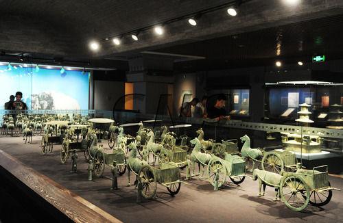 【大洋日报】:甘肃丝绸之路文明展:新文物亮相