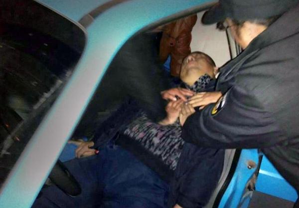 新疆的哥突发心脏病 巧遇上海援疆干部捡回一命