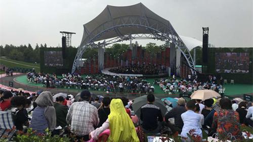 上海爱乐乐团与费城交响乐团联合演出