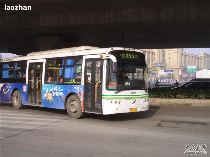 汶水路热闹地段公交末班收线早