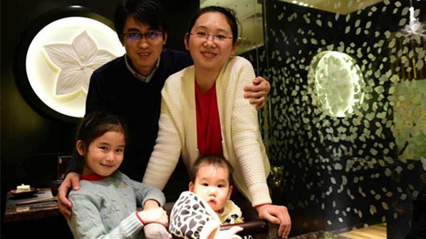 新上海人家庭:在这里才是踏实过日子
