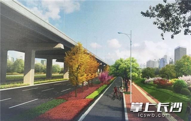 长沙又将添快速路 湘府路快改工程年内或开工