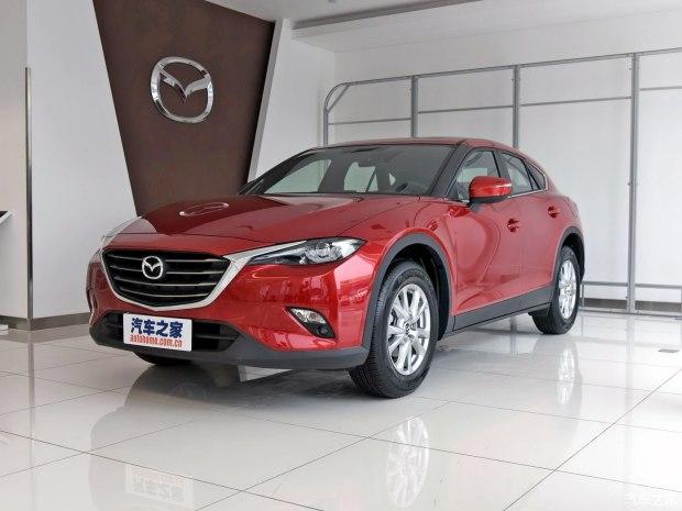 预售14.18万起 马自达CX-4 6月21日上市