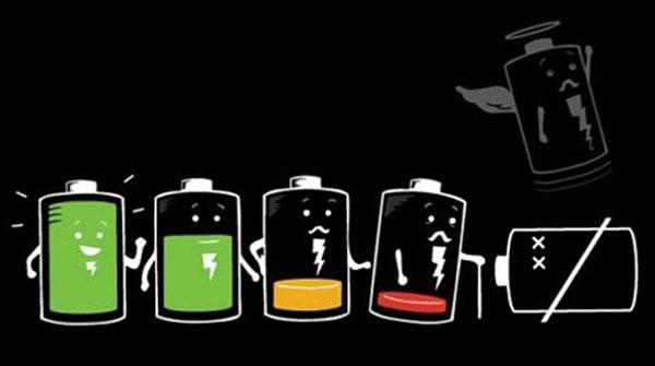 """当""""手机电池电量低""""时 你会焦虑吗?"""