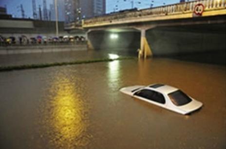 上海明起进入汛期 公众防御指引发布