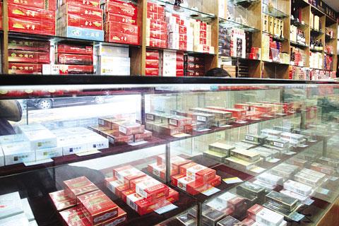 上海交大: 烟草化合物促进肿瘤发生