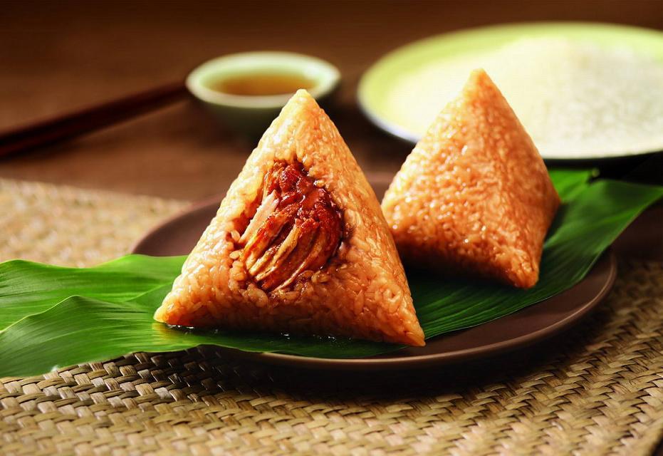 魔都网红粽子争霸赛!腌笃鲜粽、腐乳粽、榴莲粽…
