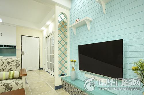 两室客厅装修怎么设计合理?小户型装修怎么设计?