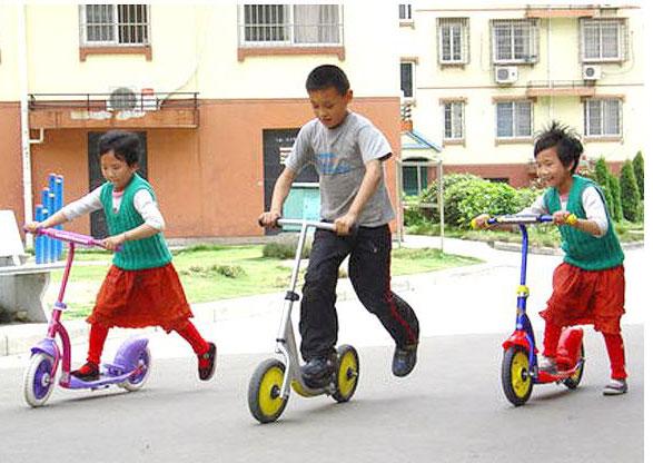 """独轮车、滑板车,""""车车要命""""!"""