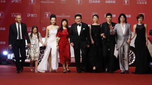 第19届上海国际电影电视节金爵奖颁奖典礼