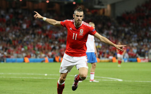 欧洲杯:贝尔破门拉姆塞传射 威尔士3-0头名出线
