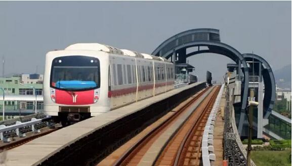 广州首条区内环线站点曝光 未来市区半小时可到南沙图片