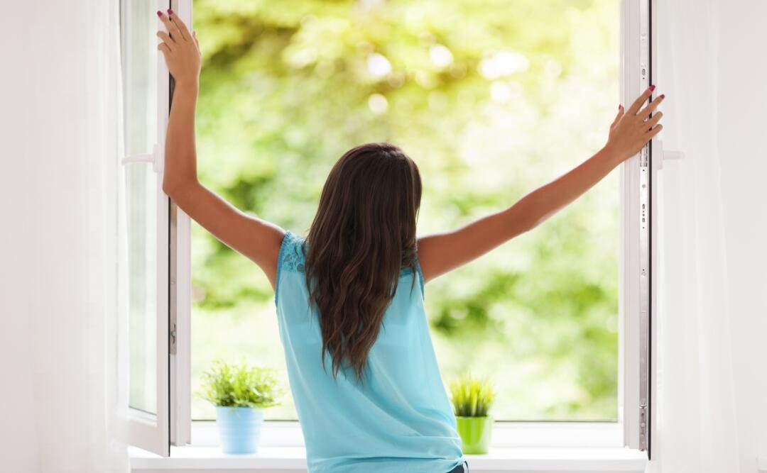 每天只需10分钟 迅速改善室内空气质量