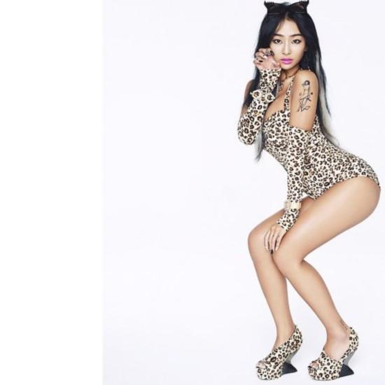 雪莉泫雅_韩国90后女星谁最性感雪莉泫雅上榜_图片_淮